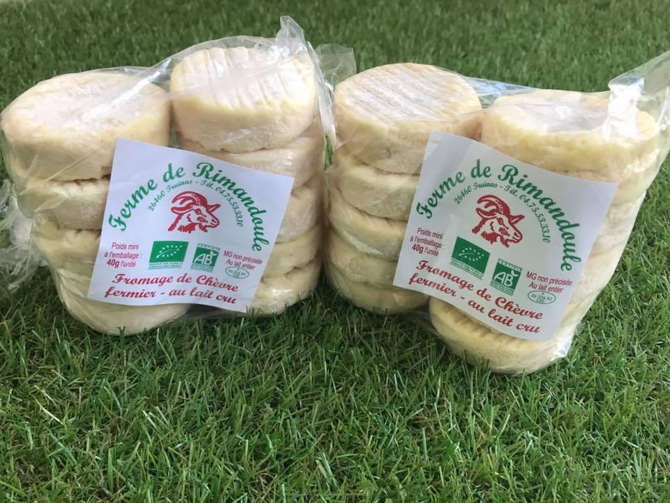 fromage chevre direct producteur